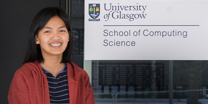 SE Student Wins JP Morgan Prize at U. of Glasgow